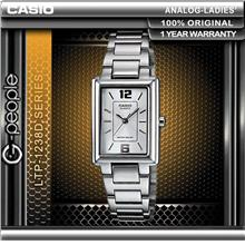 CASIO LTP-1238D-7A LADIES WATCH ☑ORIGINAL☑