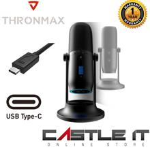 THRONMAX MDRILL ONE / PRO MICROPHONE USB Type-C MDrill One (MC47BK)
