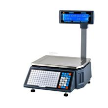 Label Weighing Scale Machine Barcode Label Scale Machine POS System