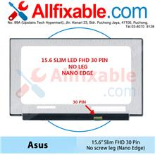 "Asus A510U 15.6"" Slim LED LCD Full HD Laptop Notebook Screen Puchong"