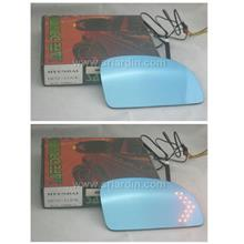 Hyundai Getz 02 Blue Side Mirror w LED Signal