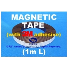 MAGNETIC TAPE 2mm THICK with 3M ADHESIVE STRONG MAGNET