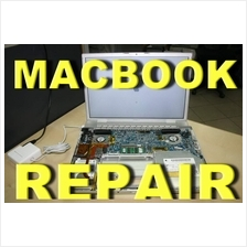 ( APPLE REPAIR ) APPLE MACBOOK PRO -NO DISPLAY , COLOUR BLUR ,NO POWER