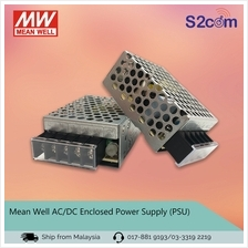 Mean Well AC/DC Enclosed Power Supply (PSU)