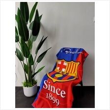 Barcelona Football Fans Bath Towel Tuala Latest Design
