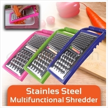 BIGSPOON 3in1 Stainless Steel Multifunction Fine Coarse Shredder 6817