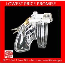 CB6000S Male Chastity Belt Locking Device anti cum