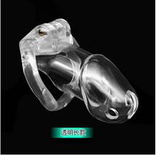 Latest Natural Resin CB6000 Male Chastity Belt Lock Device anti cum