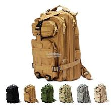24L Army Military 3P Attack Tactical Backpack Back Pack Bag