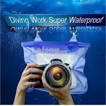 DSLR Waterproof Water Camera Diving Swimming Case Bag Phone