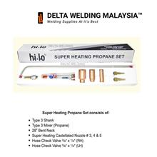 HILO SUPER HEATING PROPANE SET MALAYSIA (QUALITY)