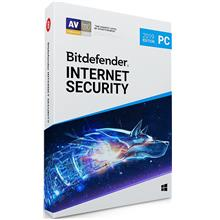 Bitdefender Internet Security 2021 - 3 Years 1 PC Windows 7 8 10 Pro