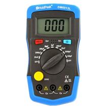 DM6013L Handheld Digital Capacitance Meter Capacitor w/ LCD Backlight (Standar
