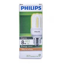 Philips Genie Energy Saver 8W Lamp