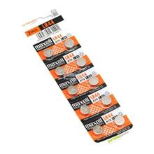 LR41 Maxell AG3 Alkaline Battery 1.5V - Pack of 10 (EXP Date-2023)