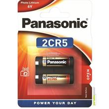 2CR-5W/1BE Panasonic 2CR5 PhotoPower Lithium -6V -1400mAh