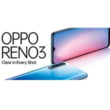 OPPO RENO 3 (4GB+64GB) 6.3 INCH SCREEN DISPLAY (IMPORT SET)