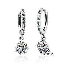 SALES Launching Price Classic Swarovski Crystal Zircon Earrings