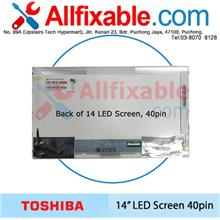 14.0 Slim LED (40pin) Toshiba M840 P840