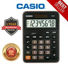 Genuine Casio MX-8B Value Series Mini Desk Type Calculator
