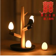 Smart Table Lamp with Body Temperature Sensor Function