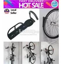 Bicycle Bike Storage Wall Mounted Mount Rack Stand Hanger Hook