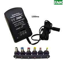 TNK 3V-12V 1200ma Regulated AC/DC  Switching Power Adapter