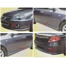 PROTON GEN 2/Persona SE Full Set Body Kit [Front+Side+Rear Skirt]Fiber