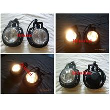 Perodua Alza '10 Crystal Fog Lamp Glass Lens