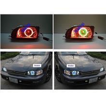 Toyota Corona Exsior '93-97 Projector Twin CCFL Head Lamp