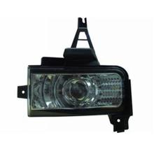 Toyota Landcruiser FJ200 '08 LED Projector Fog Lamp [Black Chrome]