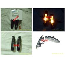 DEPO BMW  E46 '98-04 Side Lamp Crystal Smoke / Clear [BM02-SL09-U]