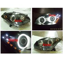 HOWELL Perodua Myvi `05 Projector Head Lamp Crystal W/CCFL