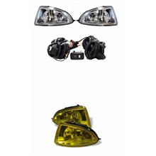 Honda Civic '04 S5A Crystal Fog Lamp Crystal With Wiring & Swith
