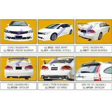 Honda Civic FD '06-09 Mugen RR Body Kit
