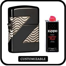 Zippo 49194 Armor 2020 Collectible of The Year Z2 Vision with Free Zippo Fluid