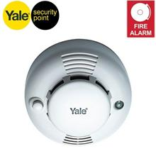 YALE Wireless Fire and Smoke Detector for Office, Home