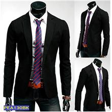 SALE!!! D.HOMME KOREAN STYLISH CASUAL ONE BUTTON BLAZER