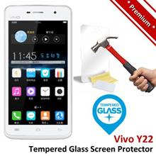 Premium Protection Vivo Y22 Tempered Glass Screen Protector
