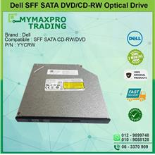 Dell SFF DVD/CD-RW Rewritable Drive YYCRW DU-8A5LH