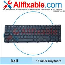 Dell Inspiron 15-5000 5551 5558 5559 7000 7557 7559 Laptop Keyboard