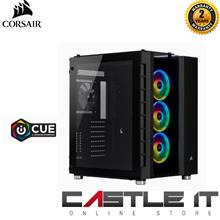 Corsair 680X Crystal Series RGB High Airflow Tempered Glass ATX Smart