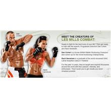 LES MILLS COMBAT Ultimate Warrior by Beachbody + Bonus Tutorial. Grab