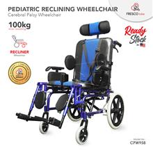 【READY STOCK】CP Wheelchair Pediatric Reclining Wheelchair for Child