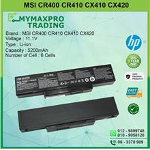 MSI CR400 CR410 CX410 CX420 Laptop Battery