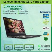 Lenovo ThinkPad X370 Yoga Intel i5-7th Gen 8GB RAM 256GB SSD Win10Pro