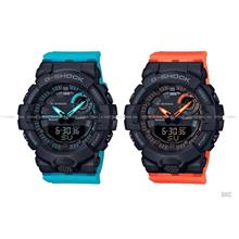 CASIO GMA-B800SC G-SHOCK G-SQUAD Bluetooth Step Count Interval Timer