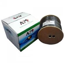 ABM RG59U Coaxial Cable For CCTV and AHD CCTV System (305 Meter)