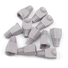 *RJ45 Rubber^Boot For Cat5e Cat6 network cable 1pkt 50pcs