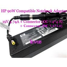 *HP Compatible ^Laptop Notebook Power Adapter 90W 19V 4.74A-Small Head